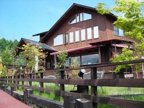 軽井沢ガーデンテラス「ASAMAファームヴィレッジ」