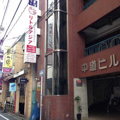福岡ゲストハウスリトルアジア小倉
