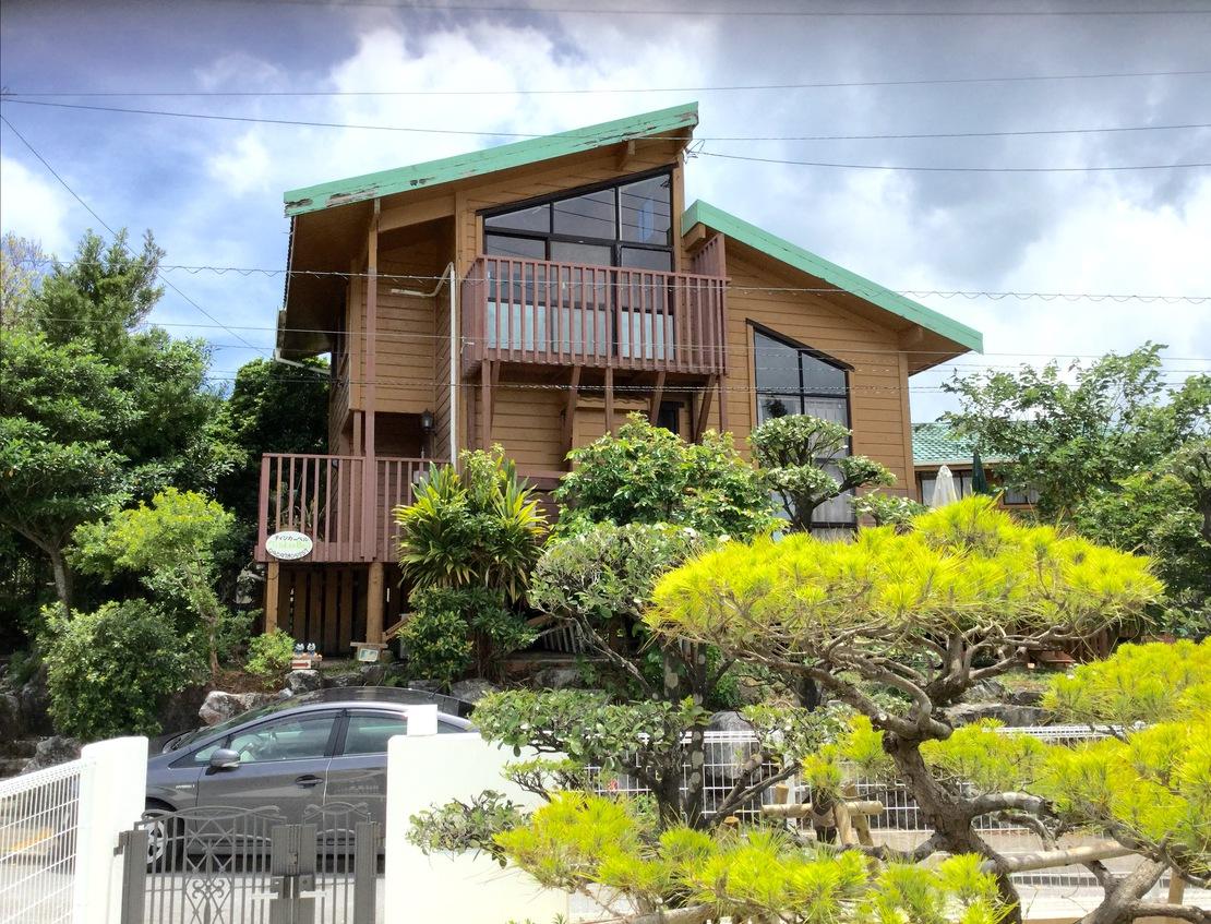 沖縄の貸別荘 ティンカーベル