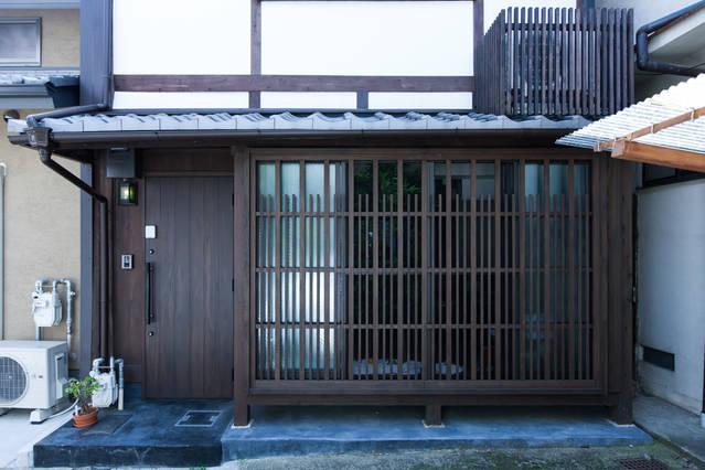 大徳寺北側清寂の家