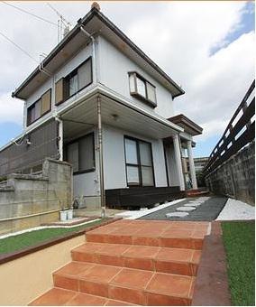 宿Okahara家