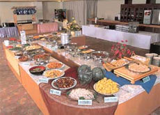 Dinner Buffet Sample