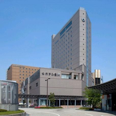 【新幹線付プラン】ホテル金沢(びゅうトラベルサービス提供)