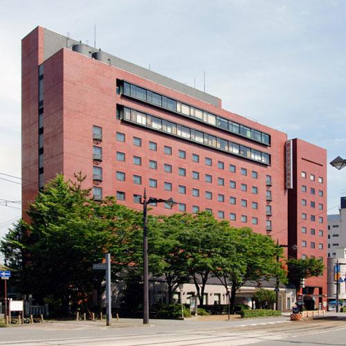 【新幹線付プラン】富山マンテンホテル(びゅうトラベルサービス提供)
