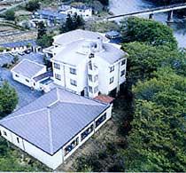 故郷大子 癒しの宿「ホテル河鹿園」