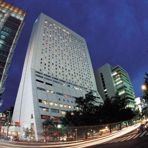 【新幹線付プラン】ホテル日航大阪(びゅうトラベルサービス提供)