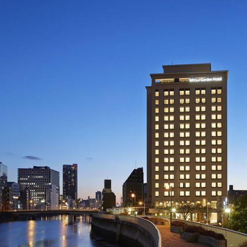 【新幹線付プラン】三井ガーデンホテル大阪プレミア(びゅうトラベルサービス提供)