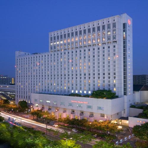 【新幹線付プラン】シェラトン都ホテル大阪(びゅうトラベルサービス提供)