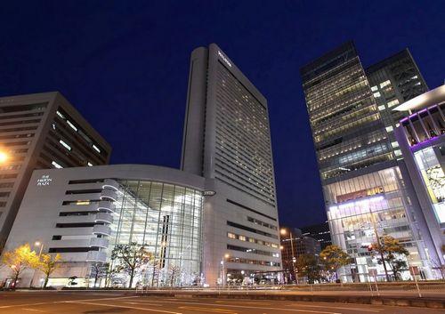【新幹線付プラン】ヒルトン大阪(びゅうトラベルサービス提供)