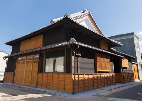 宇多津 古街の家