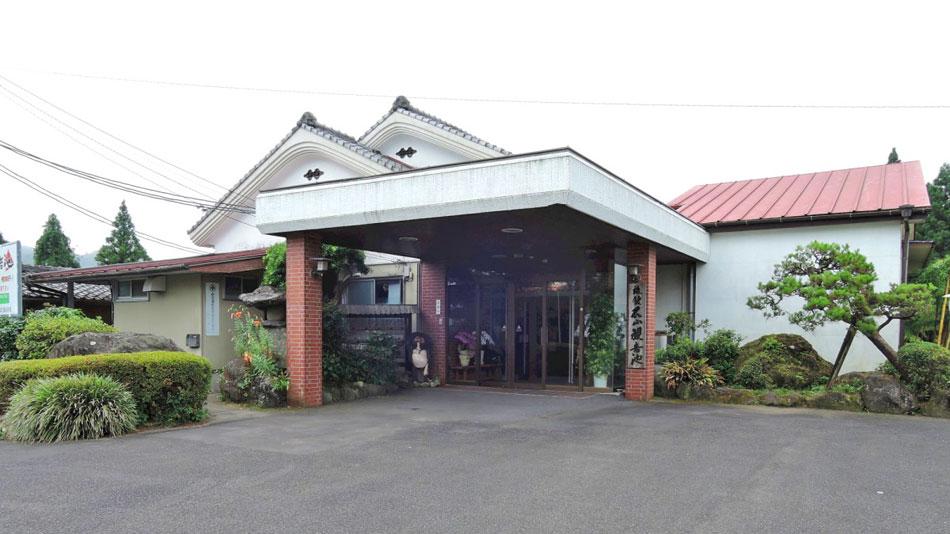 旅館 石山観音池
