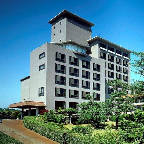 湯快リゾート 片山津温泉 NEW MARUYAホテル別館の外観