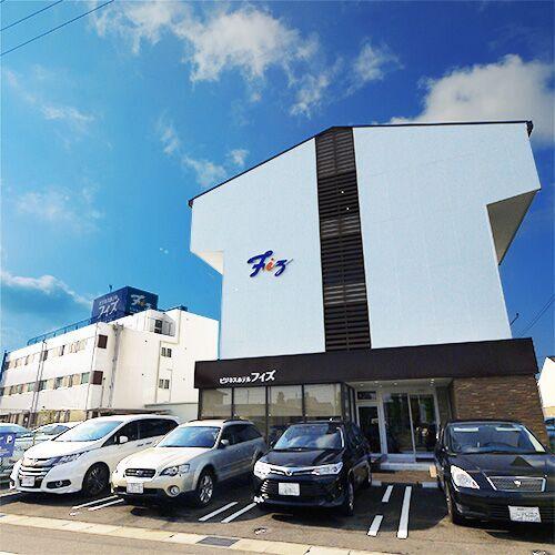 ビジネスホテルフィズ名古屋空港(旧:ホテルサンクロック名古屋空港)