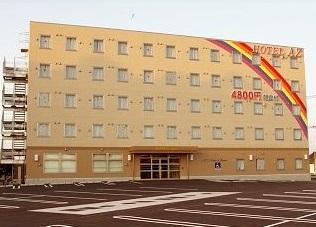 HOTEL AZ 山口下松店