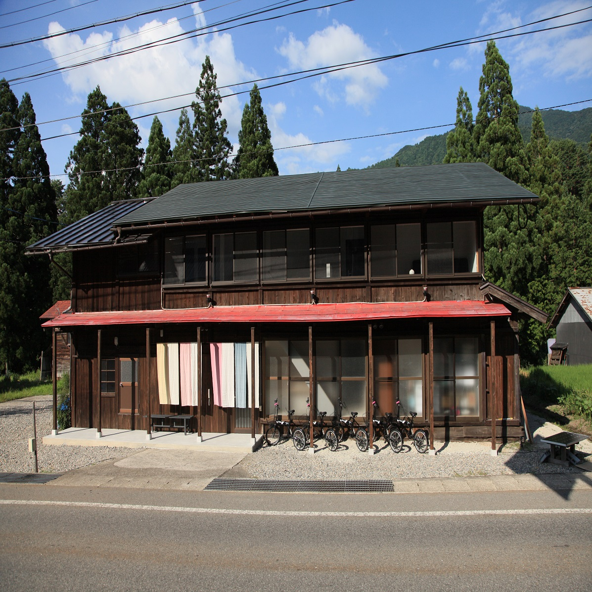 SHIRAKAWAGO TERRACE