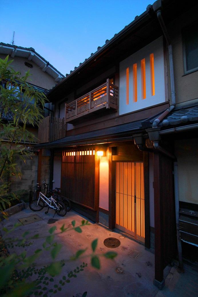 花籠 京都