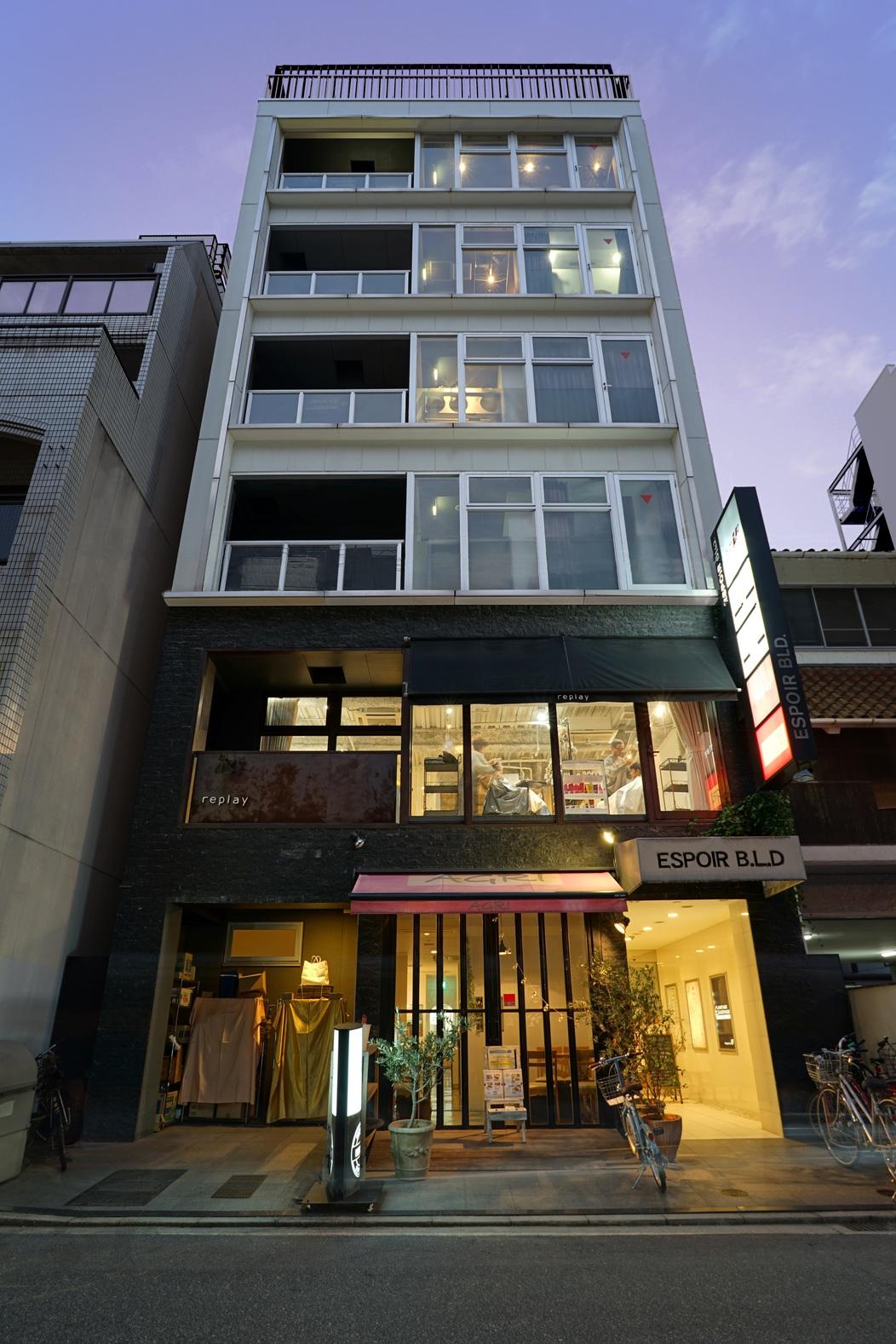 サンチャゴ ゲストハウス 広島