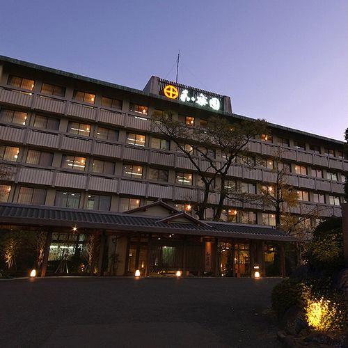 【特急&バス付プラン】嬉野温泉 茶心の宿 和楽園(JR九州旅行提供)