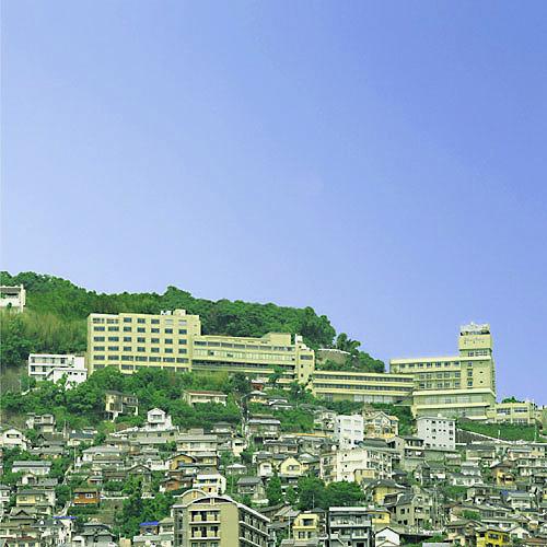 【特急列車付プラン】長崎にっしょうかん(JR九州旅行提供)