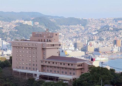 【特急列車付プラン】稲佐山観光ホテル(JR九州旅行提供)