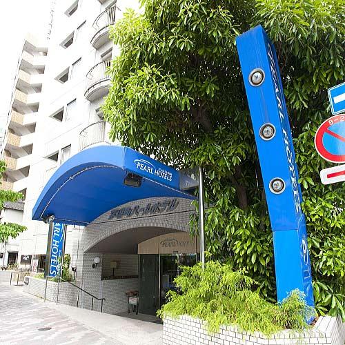 【新幹線付プラン】パールホテル茅場町(びゅうトラベルサービス提供)