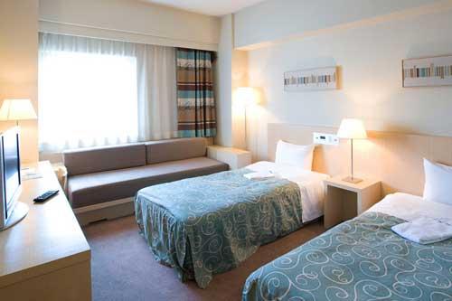 【新幹線付プラン】パールホテル茅場町(JR東日本びゅう提供)