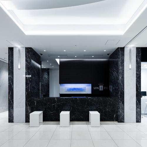 【新幹線付プラン】ホテルユニゾ銀座一丁目(JR東日本びゅう提供)