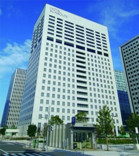 【新幹線付プラン】ホテルサンルート品川シーサイド(びゅうトラベルサービス提供)