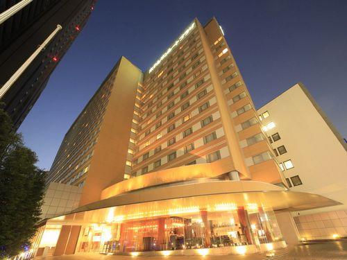 【新幹線付プラン】ホテルサンルートプラザ新宿(びゅうトラベルサービス提供)