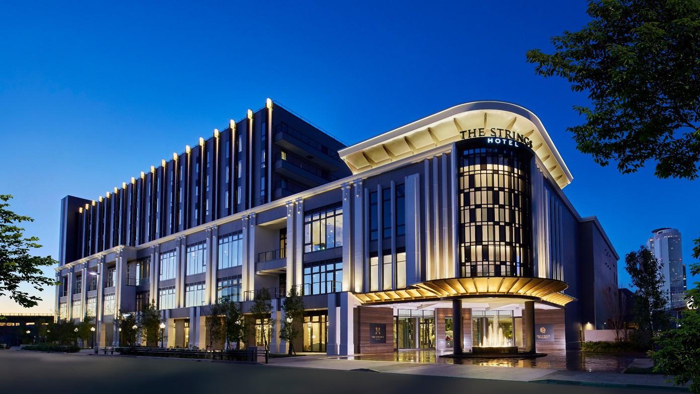 ストリングスホテル名古屋