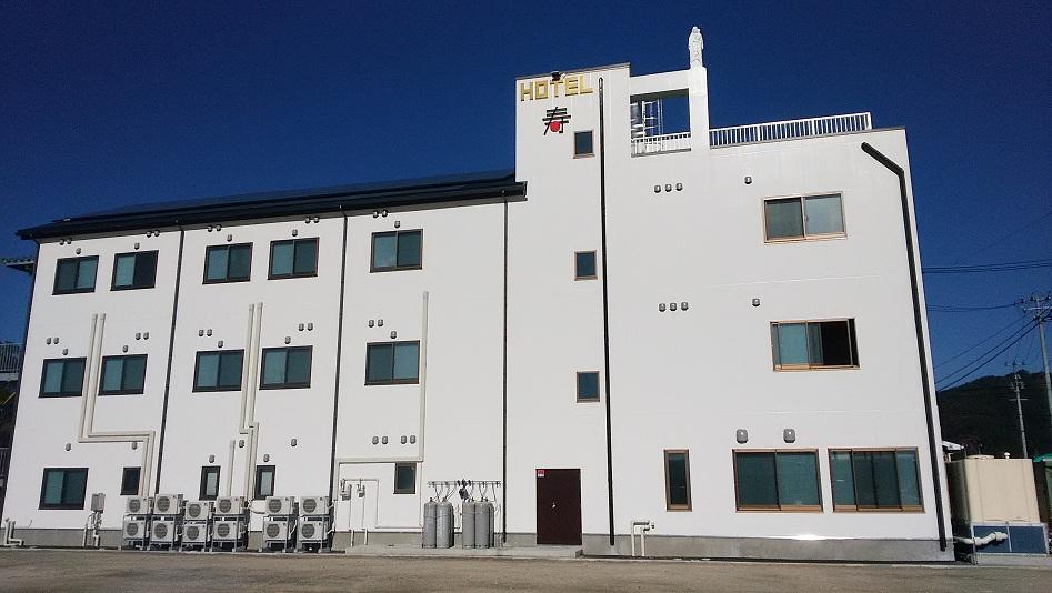 ビジネスホテル 寿 <岩手県>