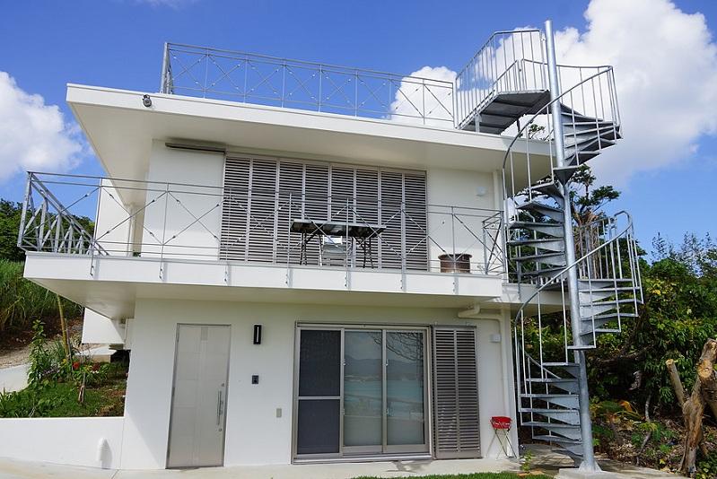 古宇利島 Villa Nagomi