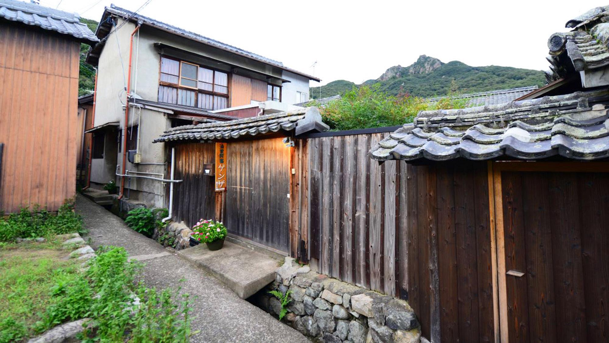 漁家民宿ゲンザ ゲストハウス GENZA