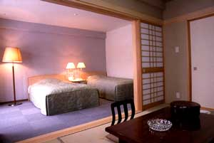 Japanese And Western Style Special Room