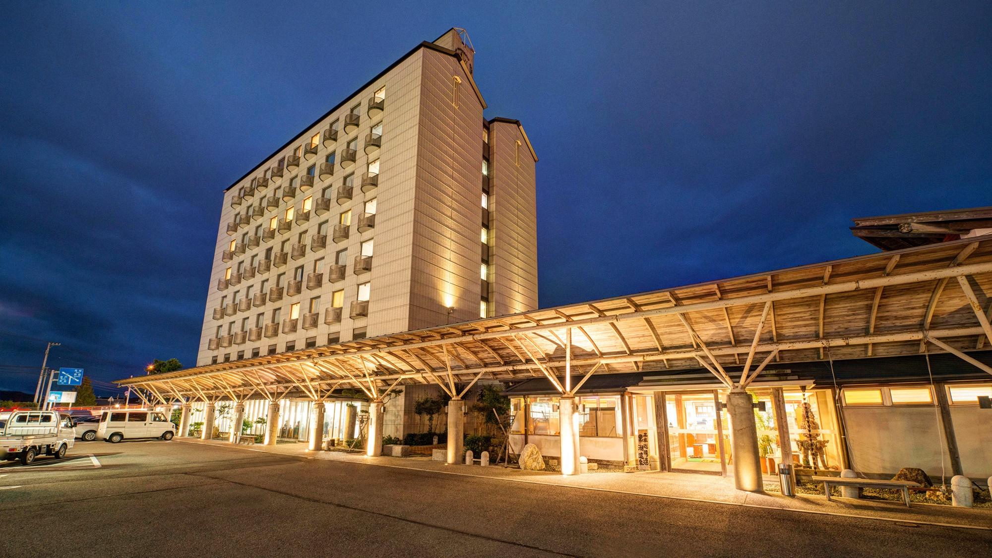 PH値9.2トロトロ美人の湯宿 高知黒潮ホテル