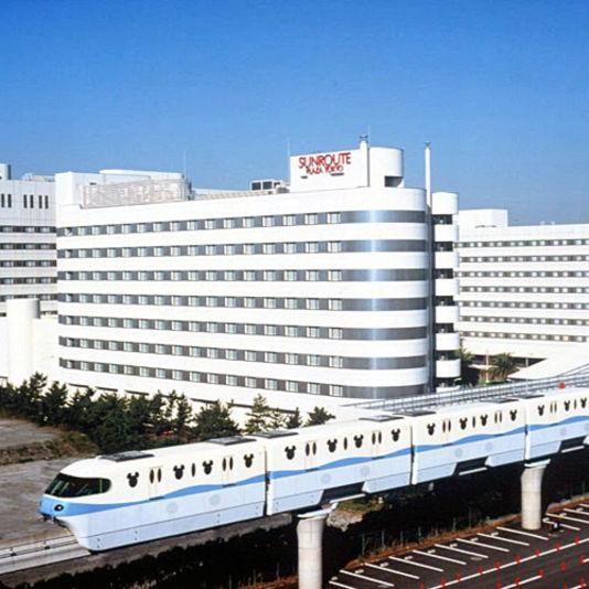 【新幹線付プラン】サンルートプラザ東京(びゅうトラベルサービス提供)