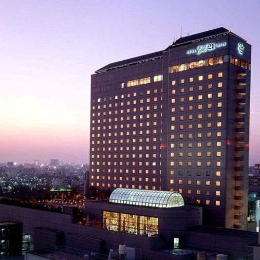 【新幹線付プラン】ホテルイースト21東京(オークラホテルズ&リゾーツ)(びゅうトラベルサービス提供)