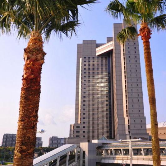 【新幹線付プラン】ホテルニューオータニ幕張(びゅうトラベルサービス提供)