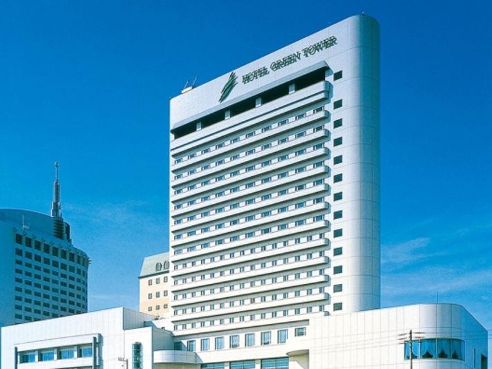 【新幹線付プラン】ホテルグリーンタワー幕張(びゅうトラベルサービス提供)