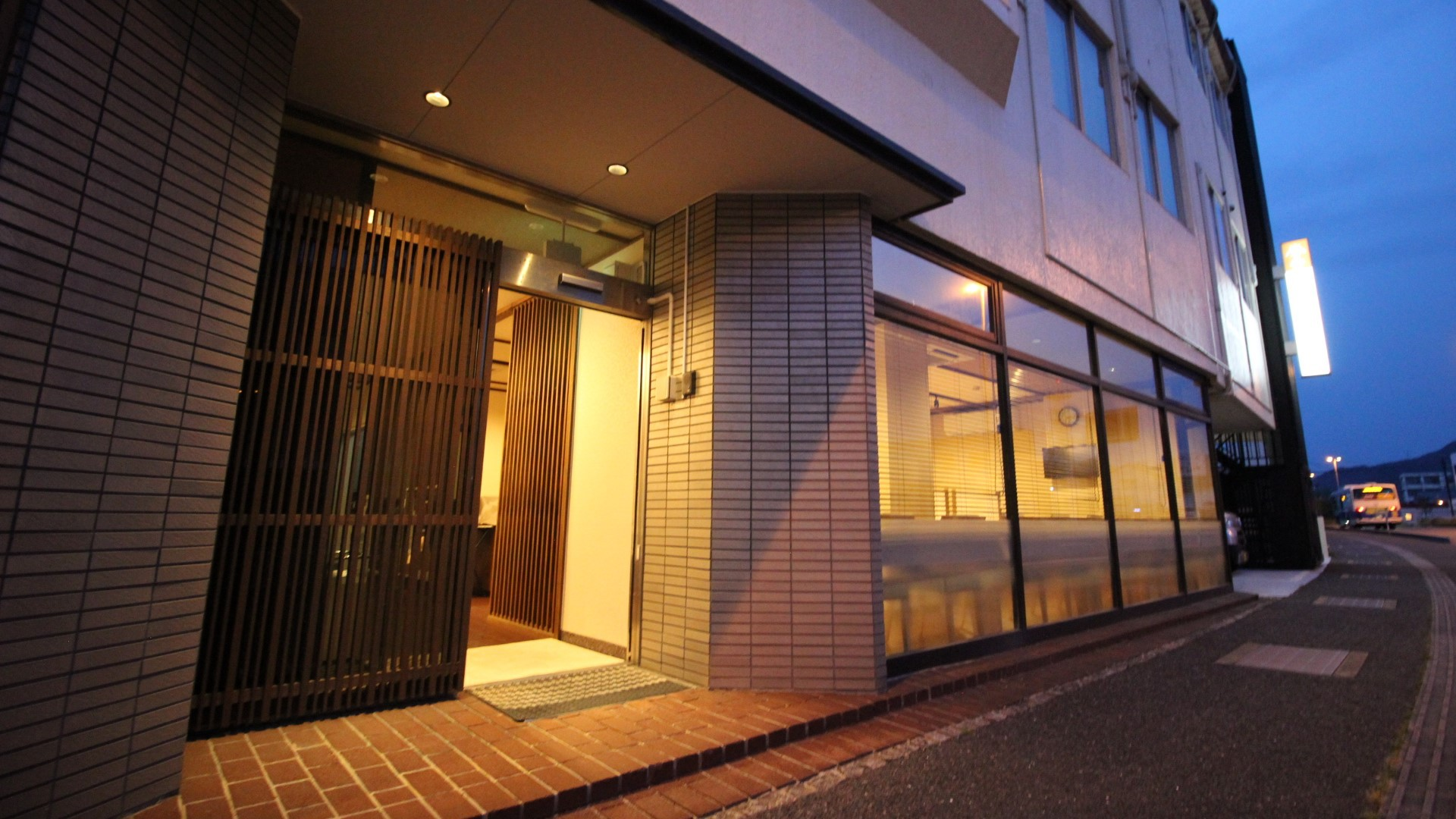 萩 ホテルオレンジ