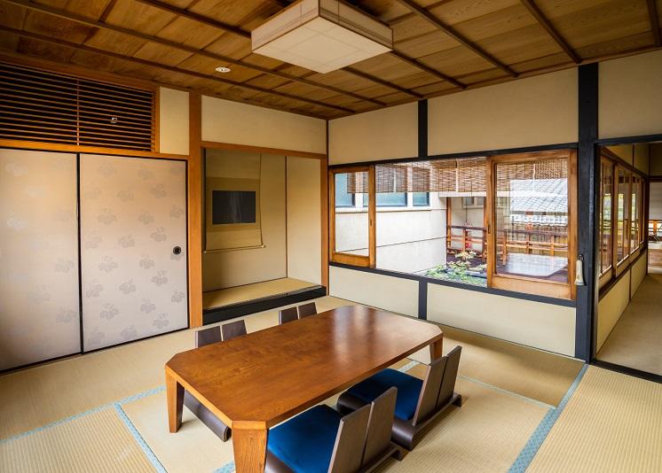 京の館 八 ー心心苑ー