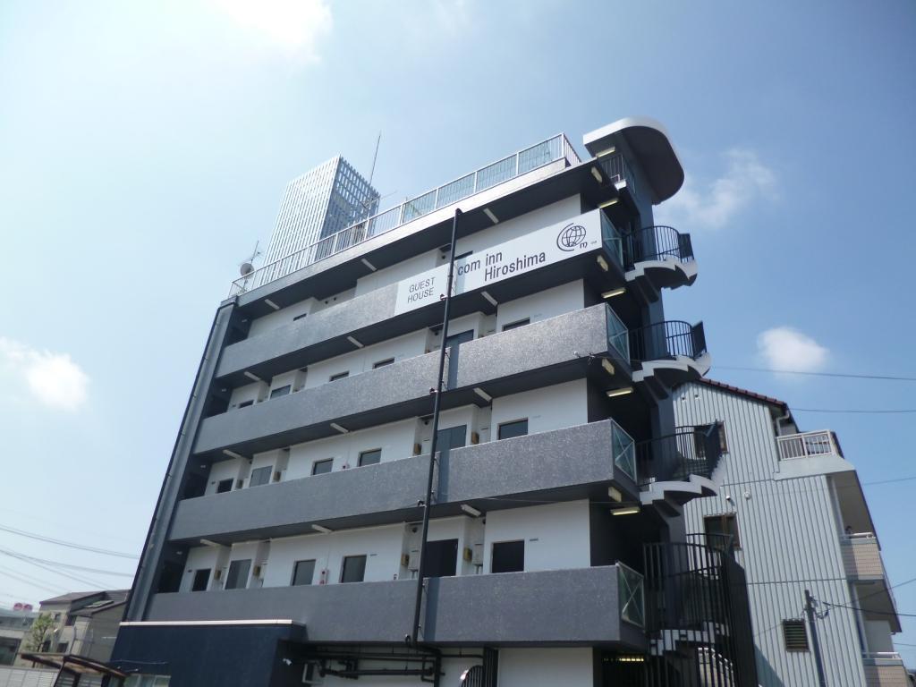 ゲストハウス com inn 広島