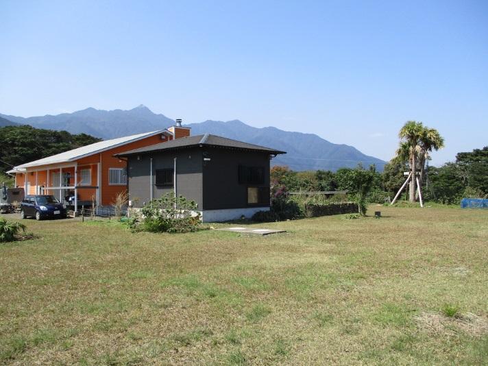 コテージ オレンジハウス 屋久島