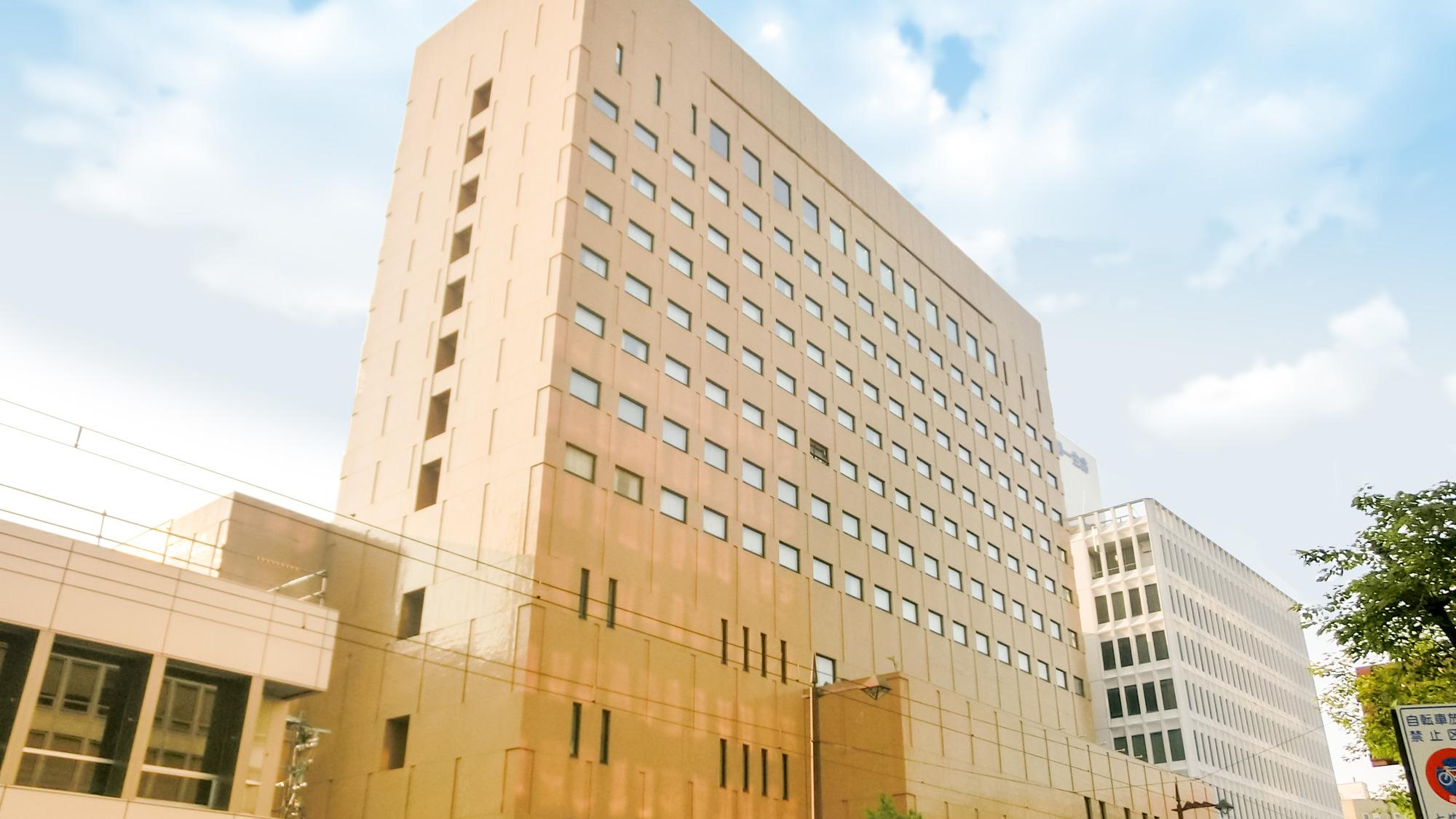 名鉄トヤマホテル(BBHホテルグループ)(2013年3月1日よりホテルグランテラス富山へ)