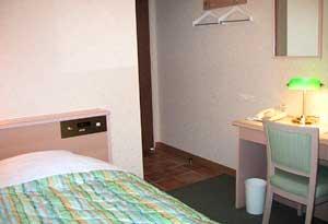 客室例・シングルルーム