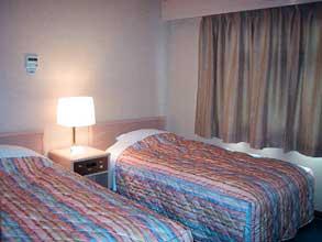 客室例・ツインルーム