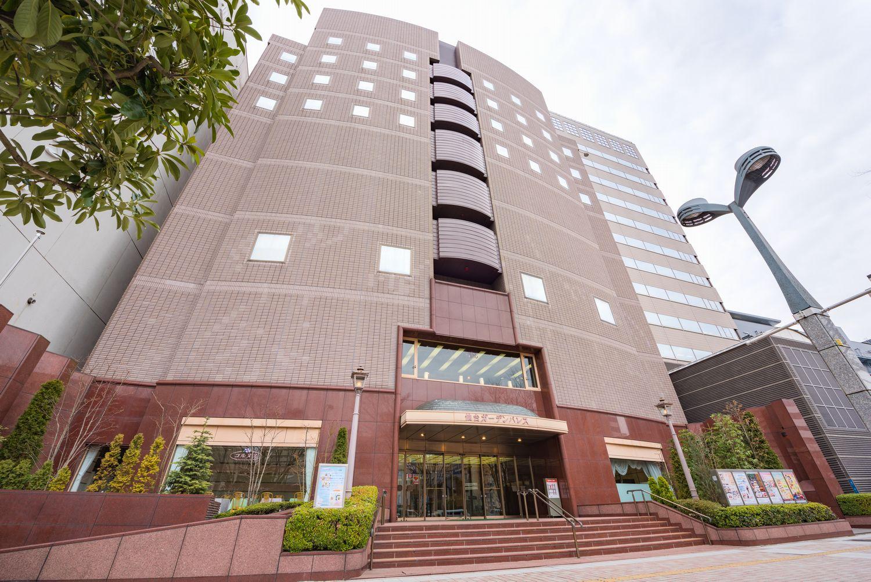 ホテル仙台ガーデンパレス