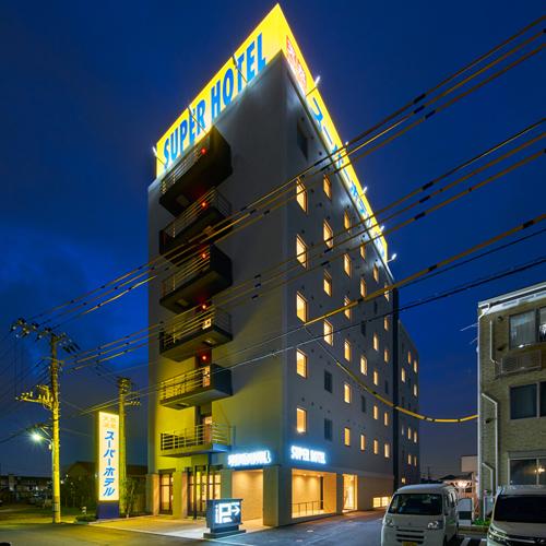 スーパーホテル千葉・市原(2016年9月29日グランドオープ...