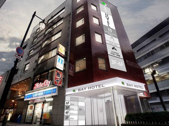 田町BAY HOTEL(2016年11月1日オープン)