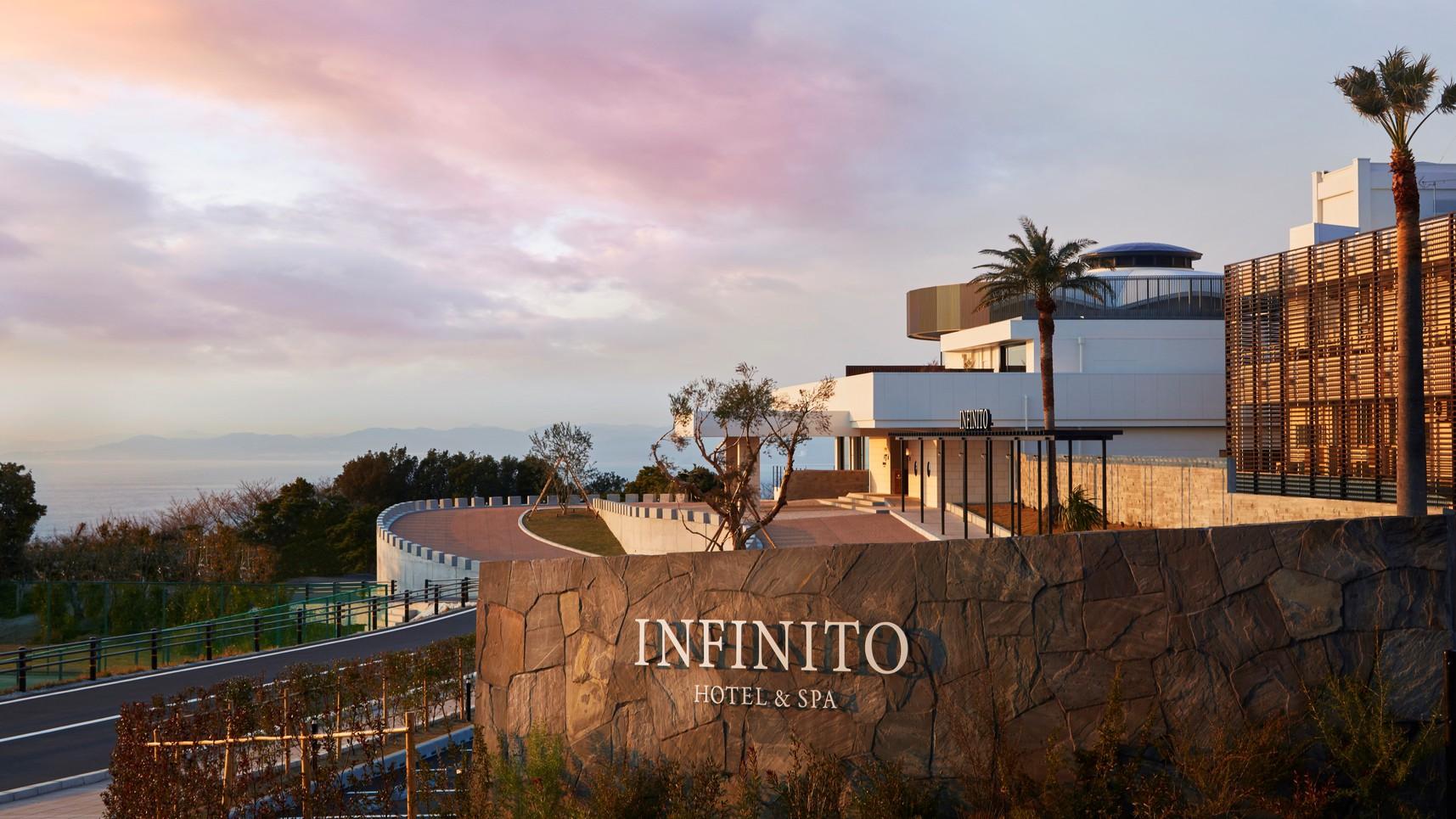 インフィニートホテル&スパ南紀白浜